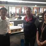 Victorian Minister for Innovation and Monash City Mayor Visit iBuild